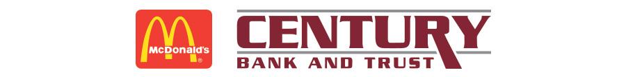 Century Bank & McDonald's